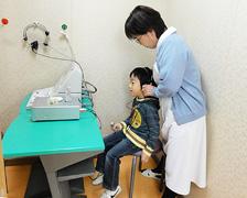 診察室/耳鼻咽喉科あすくクリニック